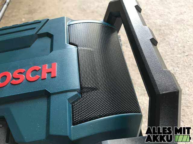 Bosch GPB 12V-10 Professional Lautsprecher