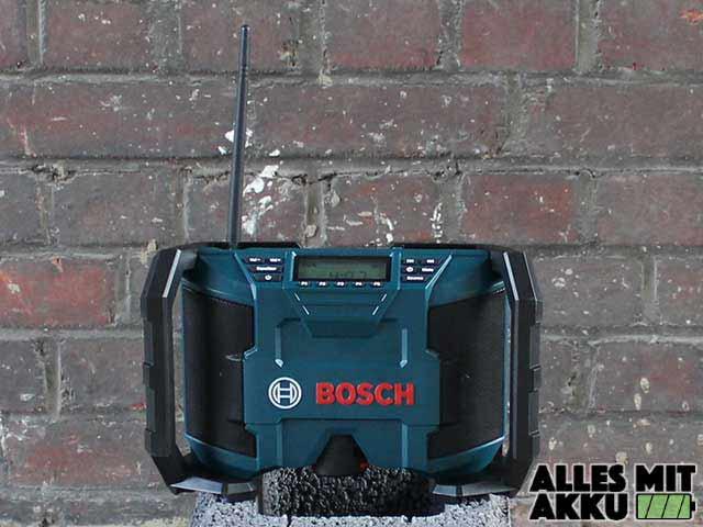 Bosch GPB 12V-10 Professional Vorne Antenne