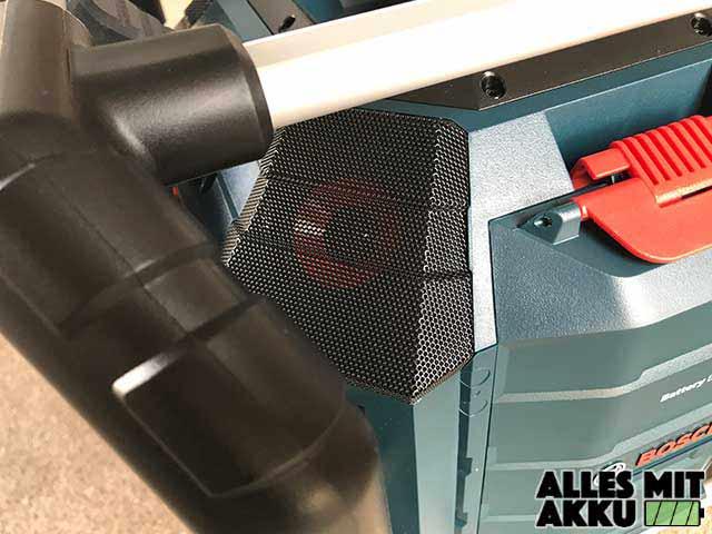 Bosch GML 20 Lautsprecher