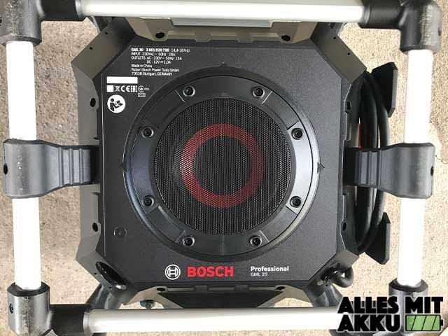 Bosch GML 20 Subwoofer