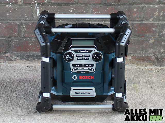 Bosch GML 20 Vorne