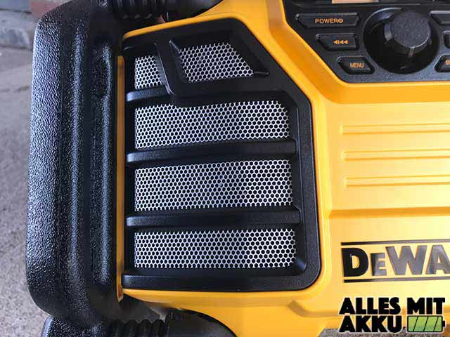DeWalt DCR017 Lautsprecher