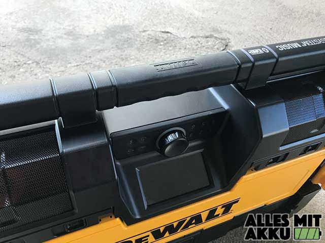 Dewalt DWST1-75659-QW Griff