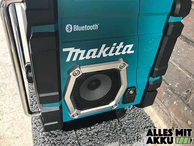 Makita DMR108 Lautsprecher Rechts