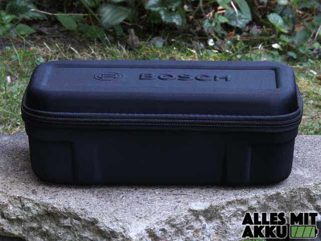 Bosch DIY Akku-Grasschere Isio Transporttasche