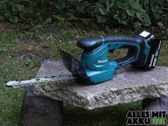 Makita DUM604ZX Test