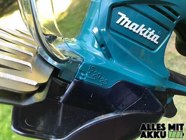 Makita UM600DSMEX Abstandhalter