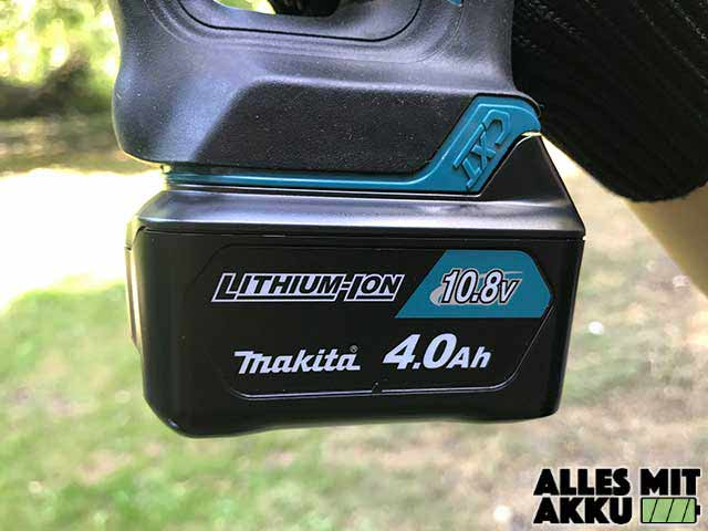 Makita UM600DSMEX Akku