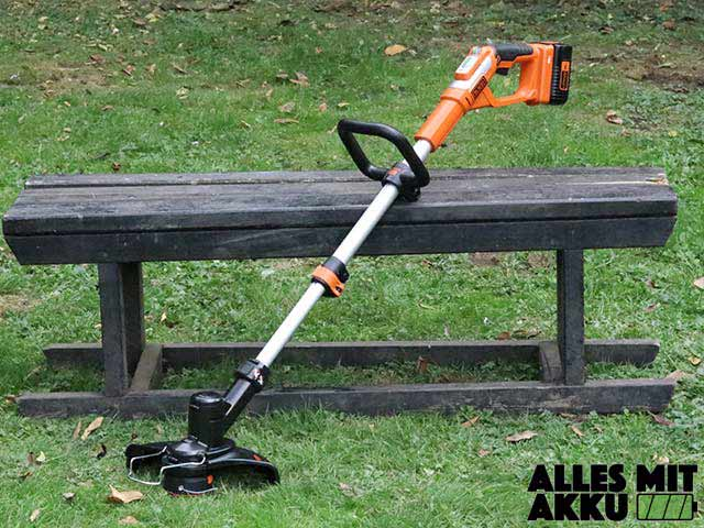 Black+Decker GLC3630L20 Test
