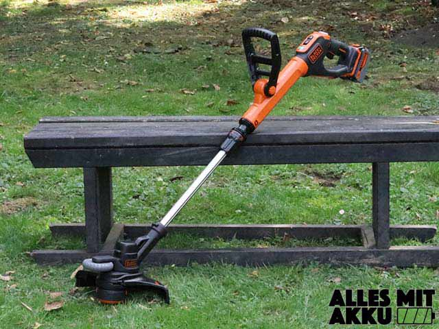 Black+Decker STC1840EPC Test