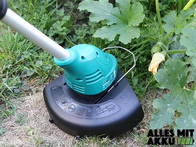 Bosch EasyGrassCut 12-230 Pflanzenschutz