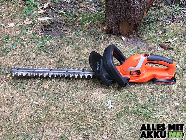Black + Decker GTC1845Li20 Links