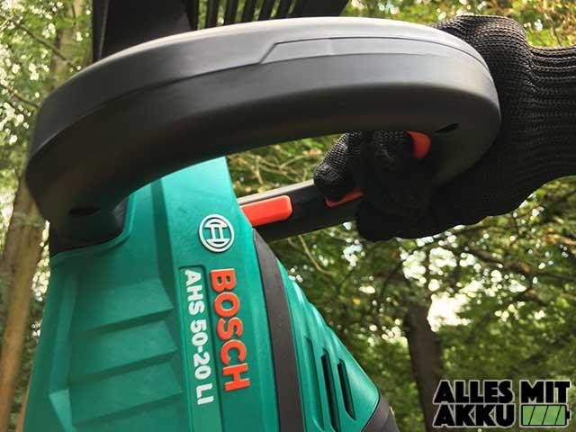 Bosch AHS 50-20 LI Bedienung 2
