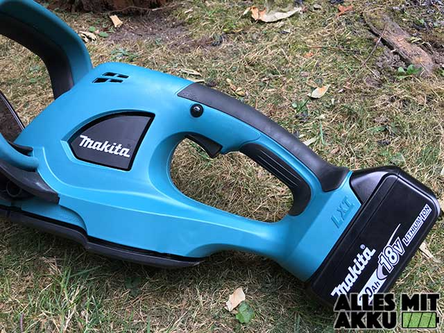 Makita DUH523Z Liegend Links
