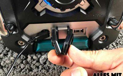 Baustellenradios mit USB – Die besten Modelle