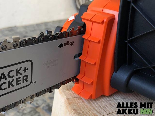 Black+Decker GKC1825L20 Anschlagkrallen