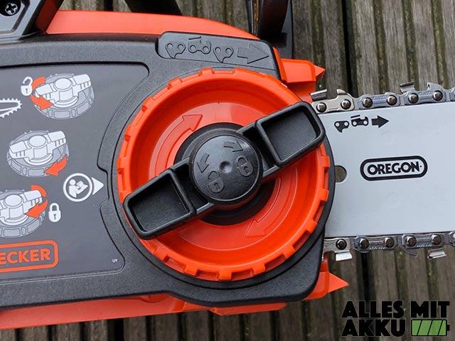 Black+Decker GKC1825L20 Spannrad
