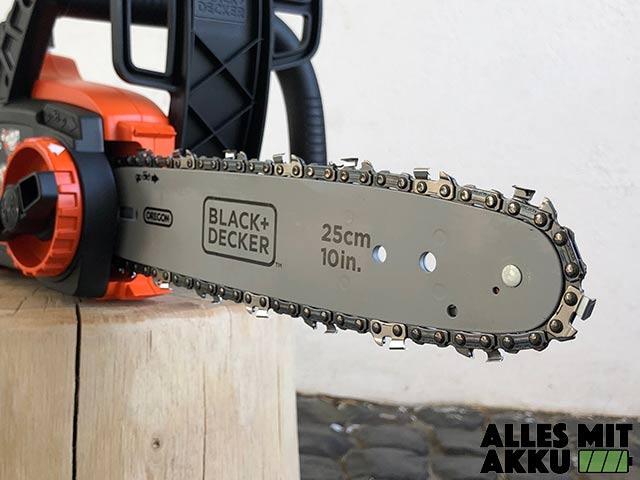 Black+Decker GKC1825L20 Schwert