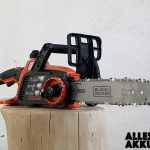 Black+Decker GKC1825L20 Test