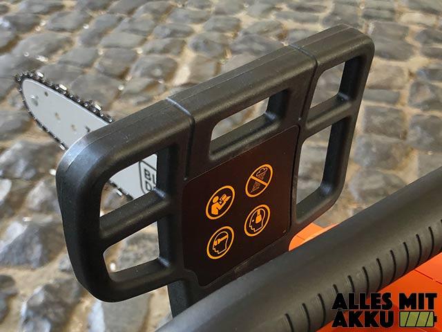 Black+Decker GKC3630L20 Kettenbremse