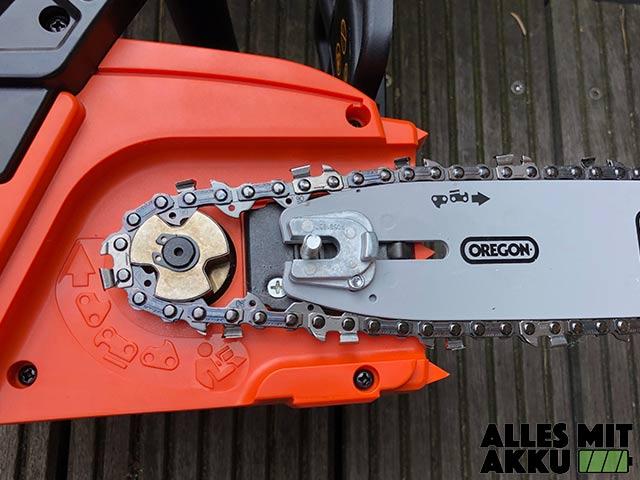 Black+Decker GKC3630L20 Kettenantrieb