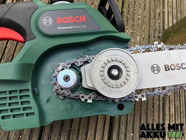 Bosch Universalchain 18 Kettenantrieb