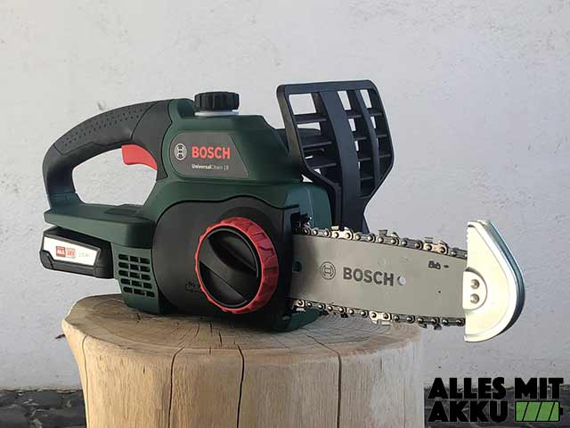 Bosch Universalchain 18 Test