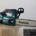 Makita DUC254Z Test