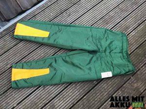 Schutzkleidung für Kettensägen Sicherheitshose
