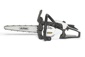 Kettensäge zum Schnitzen - Die richtige Säge für die Motorsägen Kunst - Alpina AC31C