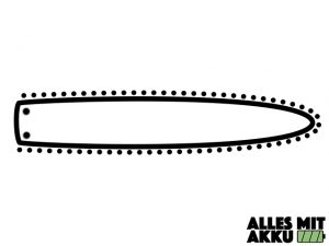 Motorsägen Kunst - Schnitzen mit der Kettensägen - Normales Schwert