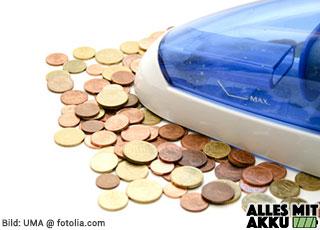Akku Staubsauger bis 100 Euro – 8 Geräte für den kleinen Geldbeutel