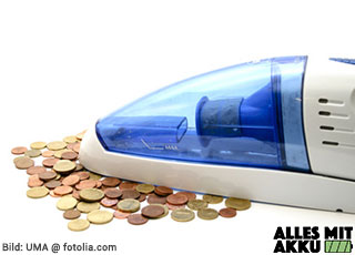 Akkustaubsauger bis 200 € – 8 preiswerte Modelle