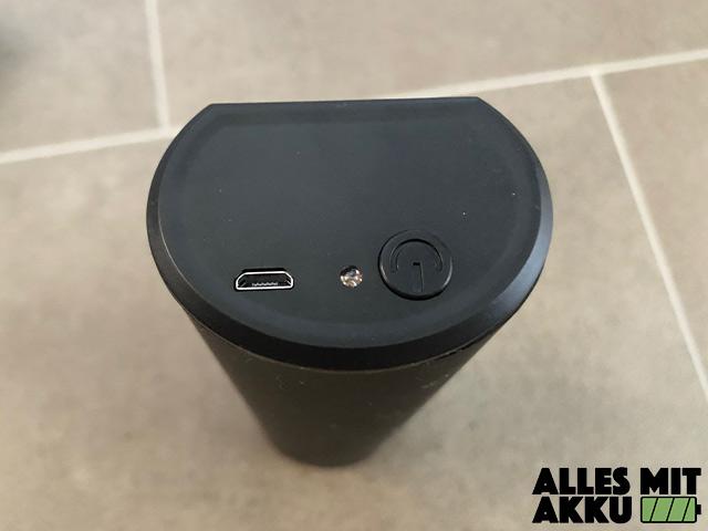 Audew 12V 150PSI Test Mini USB