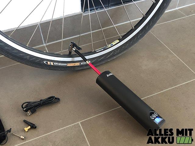 Audew 12V 150PSI Reifen aufpumpen