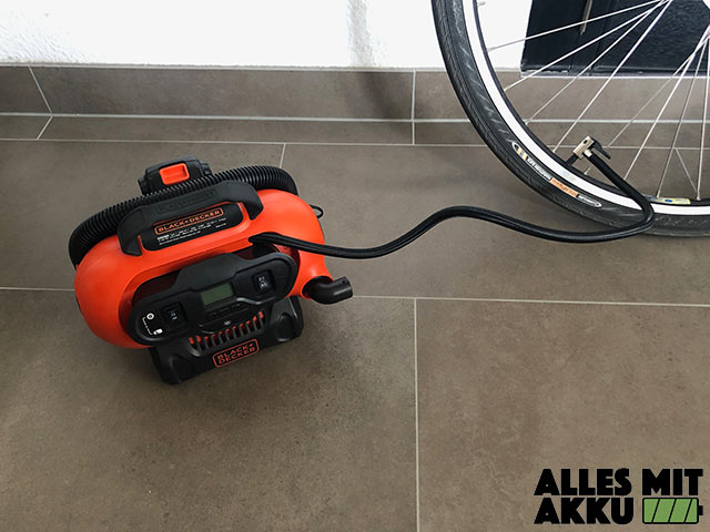 Black+Decker BDCINF18N-QS im Test
