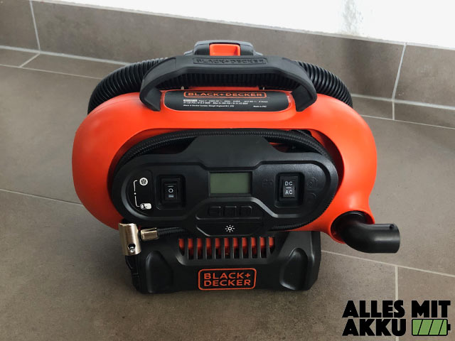 Black+Decker BDCINF18N-QS Test Front