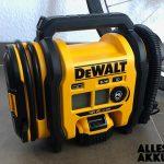 Dewalt DCC018N Test