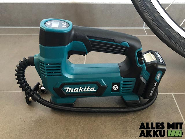 Makita MP100DZ Test