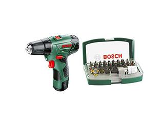 Akku Bohrschrauber bis 100 Euro - Bosch Akkuschrauber EasyDrill 12-2