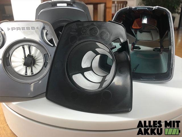 AEG ECO HX6-35TM Einzelteile