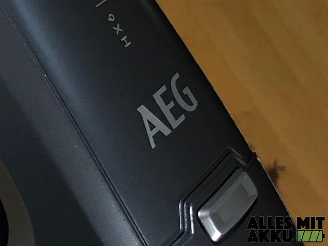 AEG Akku Handstaubsauger Test