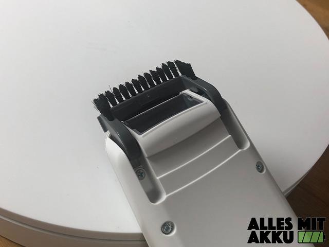 Black+Decker 18 V Litium Dustbuster Pivot Bürstenaufsatz ausklappbar