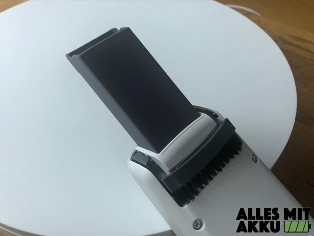 Black+Decker 18 V Litium Dustbuster Pivot Fugendüse ausziehbar