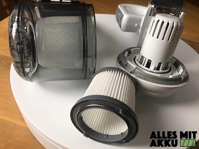 Black+Decker 18 V Litium Dustbuster Pivot Einzelteile