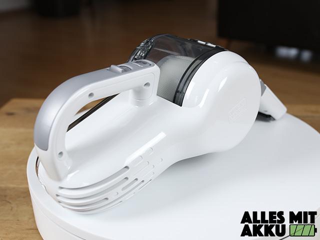 Black+Decker 18 V Litium Dustbuster Pivot Griff