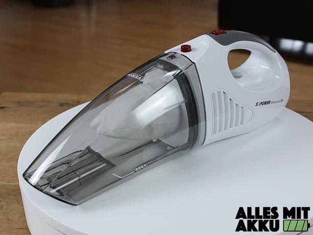 Akku Handstaubsauger für dein Auto Severin HV 7144 Test