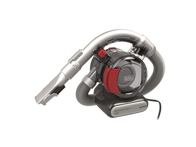 Akku Handstaubsauger für dein Auto Black+Decker Dustbuster Flexi PD1200AV 12V