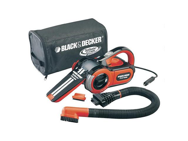 Akku Handstaubsauger für dein Auto Black & Decker PAV1205V Pivot