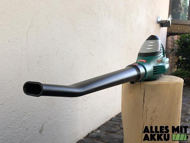 Akku Laubbläser Bosch ALB 36 LI Rohr